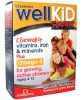 Vitabiotics WellKid Smart Chewable Multivitamin Tablet