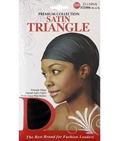 Premium Collection Satin Triangle 11006 Black