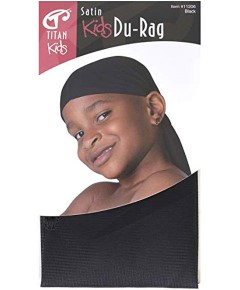 Satin Kids Du Rag