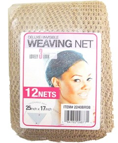 Magic Collection Deluxe Invisible Weaving Net