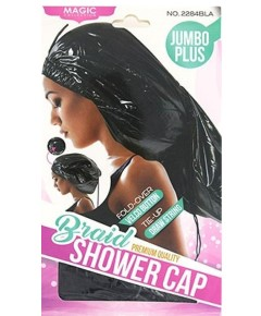 Magic Collection Braid Jumbo Plus Shower Cap