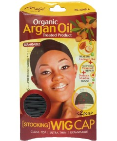 Magic Collection Organic Argan Oil Wig Cap 3000