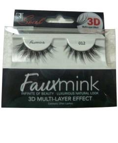 Response Soul Faux Mink 3D Effect Eyelash 012
