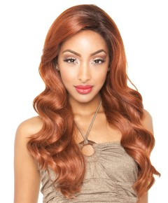 Brown Sugar Silk Lace Front HH Blend BS 608 Wig