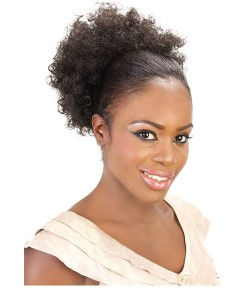 Aftress Syn Afro Kinky Puff