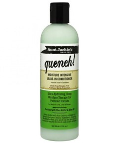 Aunt Jackies Quench Moisture Intensive Leave In Conditioner
