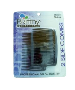 Brittny 2 Side Comes BR98268