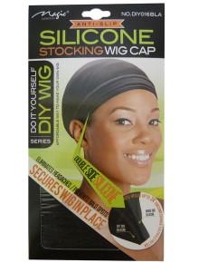 Magic Collection Silicone Stocking Wig Cap DIY016BLA