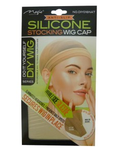 Magic Collection Silicone Stocking Wig Cap DIY016NAT