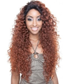 Brown Sugar Seamless Lace Front Wig HH BS503 Tahiti