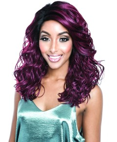 Brown Sugar Glueless Lace HH BSG207 Melrose Lace Front Wig