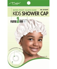 Magic Collection Waterpoof Kids Shower Cap 2215