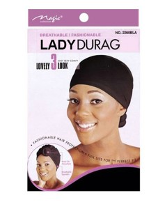 Magic Collection Breathable Lady Durag
