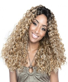 Brown Sugar Soft Swiss Lace Front HH BS 220 Stylemix Wig