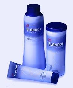 Blondor Lightening Granules