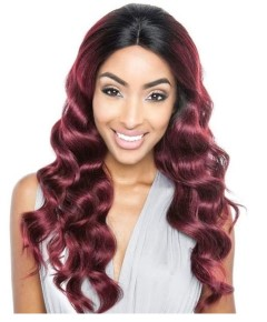 Brown Sugar Glueless Lace HH BSG201 CHELSEA Lace Front Wig