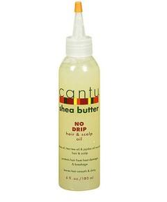 Cantu Shea Butter No Drip Hair N Scalp Oil