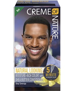Mens Moisture Rich Hair Color With Shea Butter Conditioner