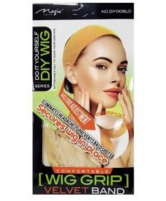 Magic Collection Wig Grip Velvet Band DIY010BLO