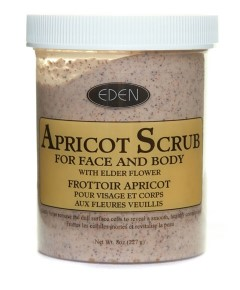 Eden Apricot Scrub For Face And Body