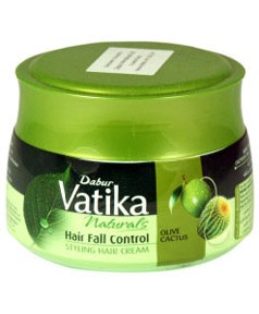 Vatika Naturals Hair Fall Control Styling Cream