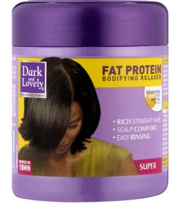 Dark And Lovely Fat Protein Bodifying Relaxer