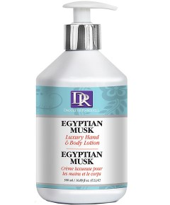 DR Egyptian Musk Luxury Hand And Body Lotion