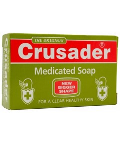 Crusader Medicated Soap