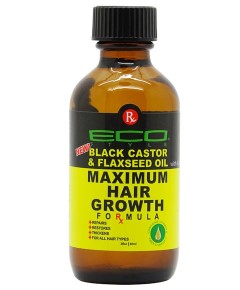 Black Castor And Flaxseed Oil Maximum Hair Growth Formula
