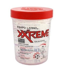 Equipo Latino Xxtreme Spike N Shine Styling Gel