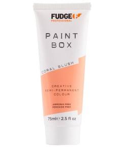 Paint Box Creative Semi Permanent Hair Colour Coral Blush