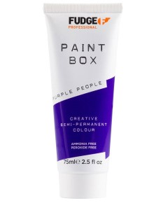 Paint Box Creative Semi Permanent Hair Colour Purple People