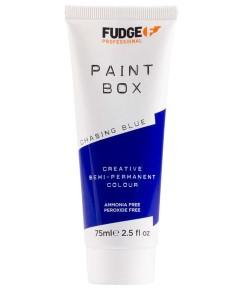 Paint Box Creative Semi Permanent Hair Colour Chasing Blue