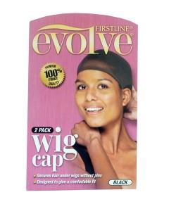 Evolve 2 Pack Wig Cap