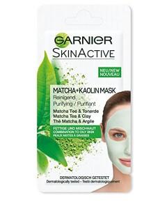 Skin Active Matcha And Kaolin Mask