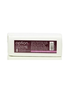 Options Small Flexible Paper Waxing Strips