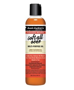 Aunt Jackies Soft All Over Multi Purpose Oil