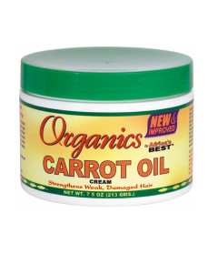 Organics Africas Best Carrot Oil Cream