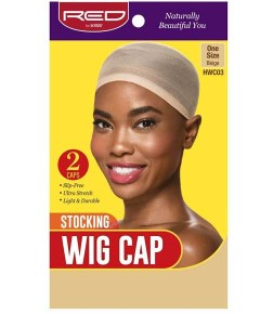 Stocking Wig Cap Beige HWC03