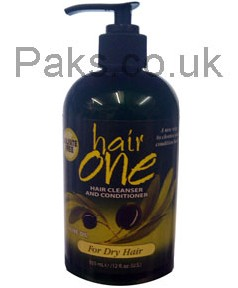 Hair Cleanser And Conditioner Olive Oil