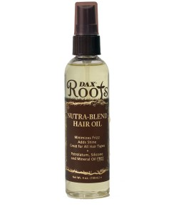 Dax Roots Petrolatum And Mineral Oil Free Nutra Blend Hair Oil