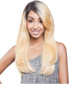 Brown Sugar Soft Swiss Lace Front HH BS 201 Stylemix Wig