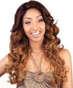 Brown Sugar Soft Swiss Lace Front HH BS 207 Stylemix Wig