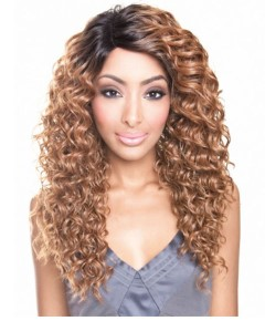 Brown Sugar Soft Swiss Lace Front HH BS 209 Stylemix Wig