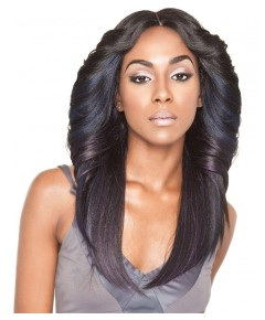 Brown Sugar Silk Lace Front HH Blend BS 602 Wig