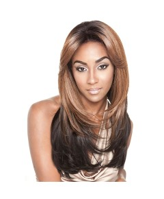Brown Sugar Silk Lace Front HH Blend BS 603 Wig