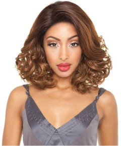 Brown Sugar Silk Lace Front HH Blend BS 606 Wig