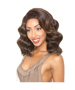 Brown Sugar Silk Lace Front HH Blend BS 607 Wig