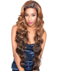 Brown Sugar Silk Lace Front HH Blend BS 610 Wig