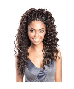 Caribbean Syn Aruba Soft Deep Braid CB 1